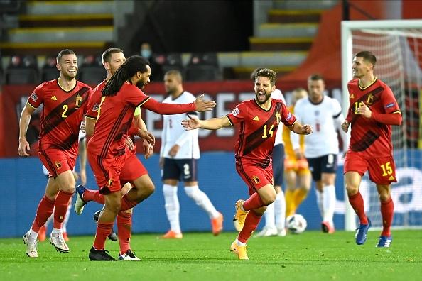 Belgium England UNL