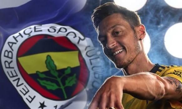 Mesut Ozil Fenerbahce Arsenal