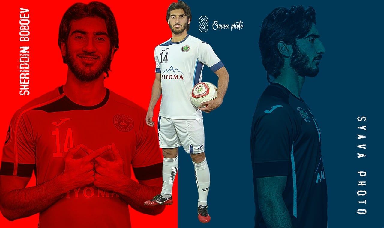 Sheriddin Boboev FB Penang FC 2021