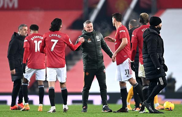 Manchester United Solskjaer EPL
