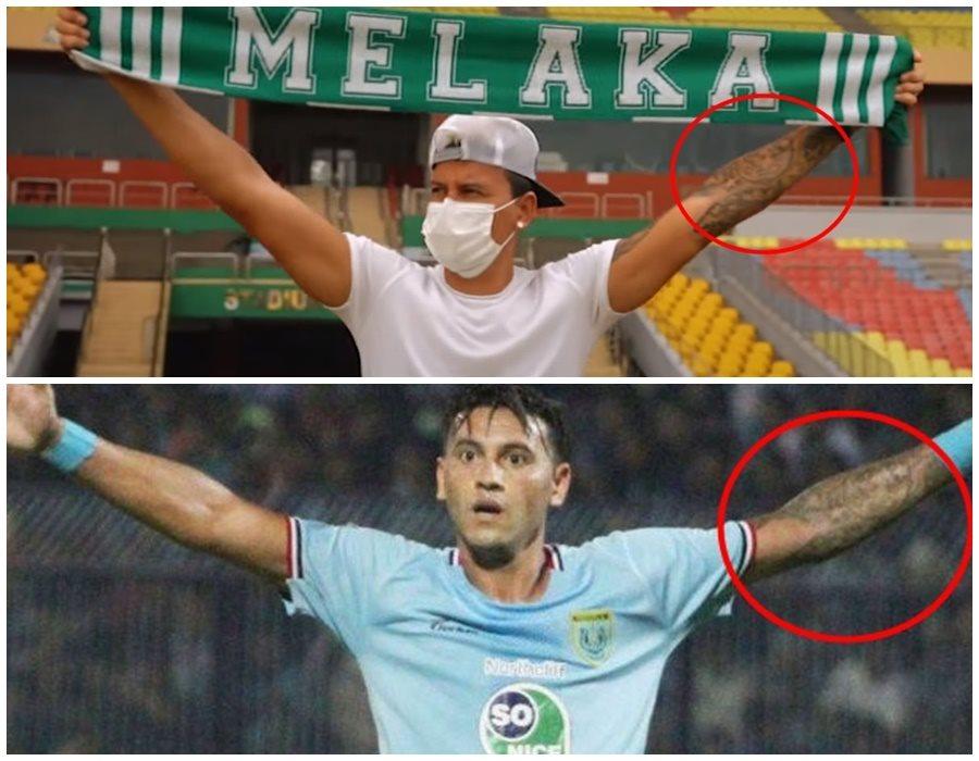Alex Goncalves Pesikabo Melaka United 2021 teaser