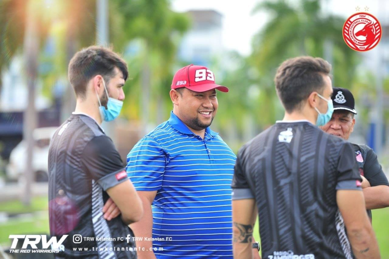 Norizam Tukiman ZamSaham Kelantan FC FAM