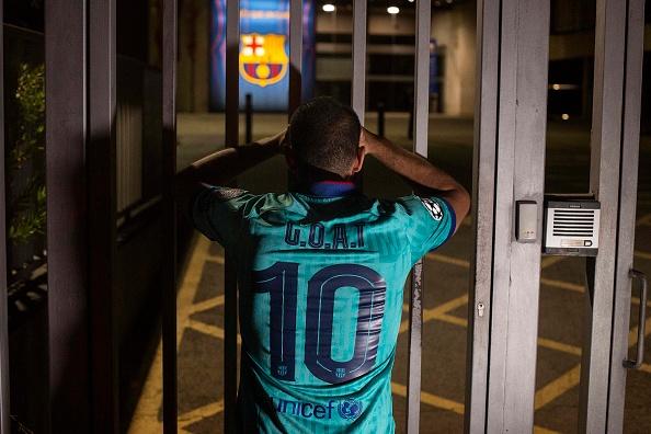 Barcelona Hutang