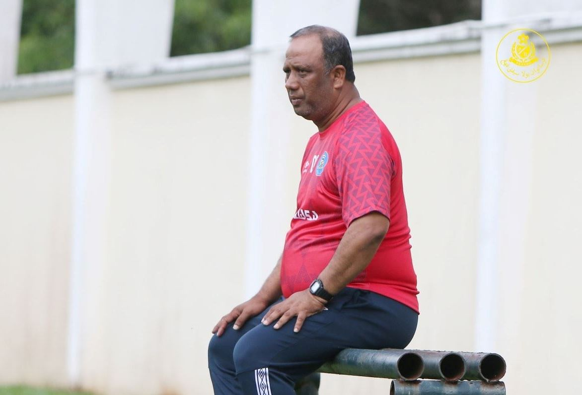 Dollah Salleh Sri Pahang FC 2021 tekanan