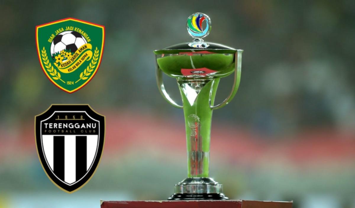 Kedah Terengganu Piala AFC 2021 batal