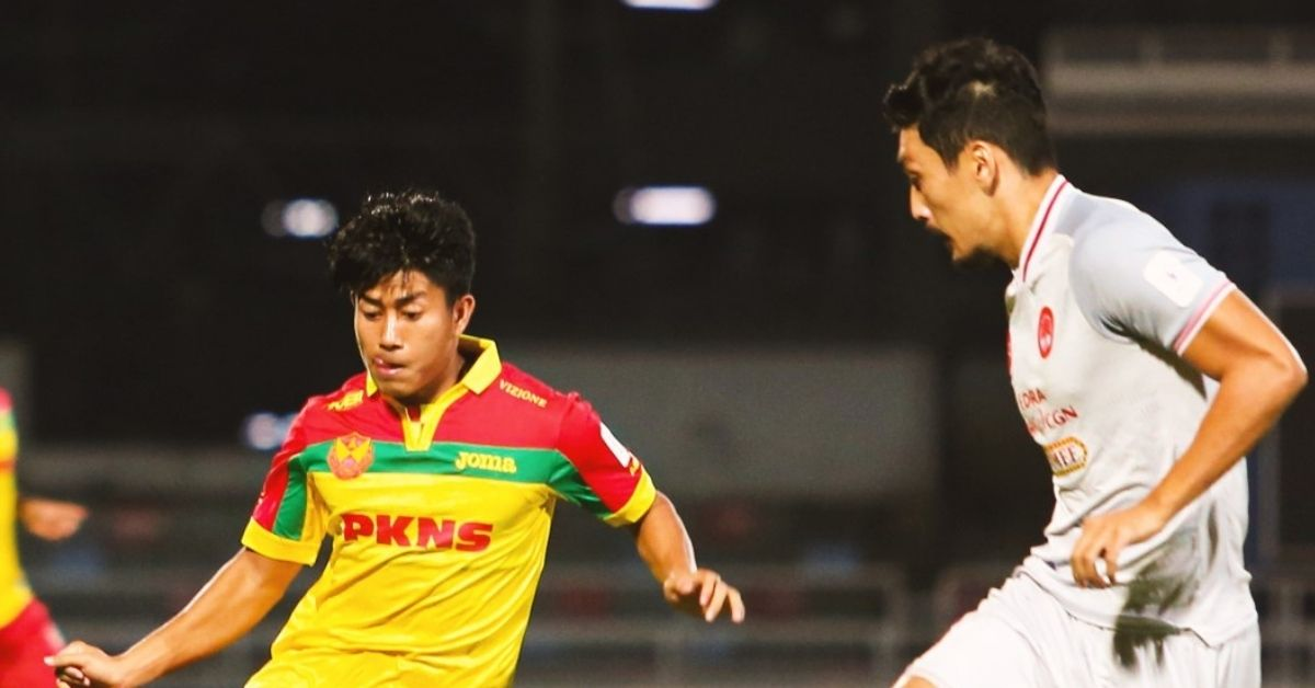 Hein Htet Aung Selangor Melaka Liga Super lupa diri Karsten Neitzel