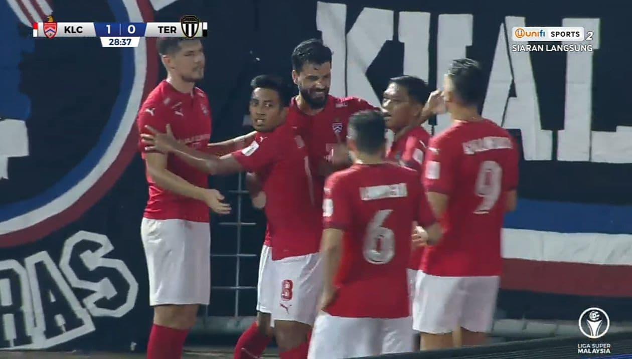 KL City Terengganu Liga Super