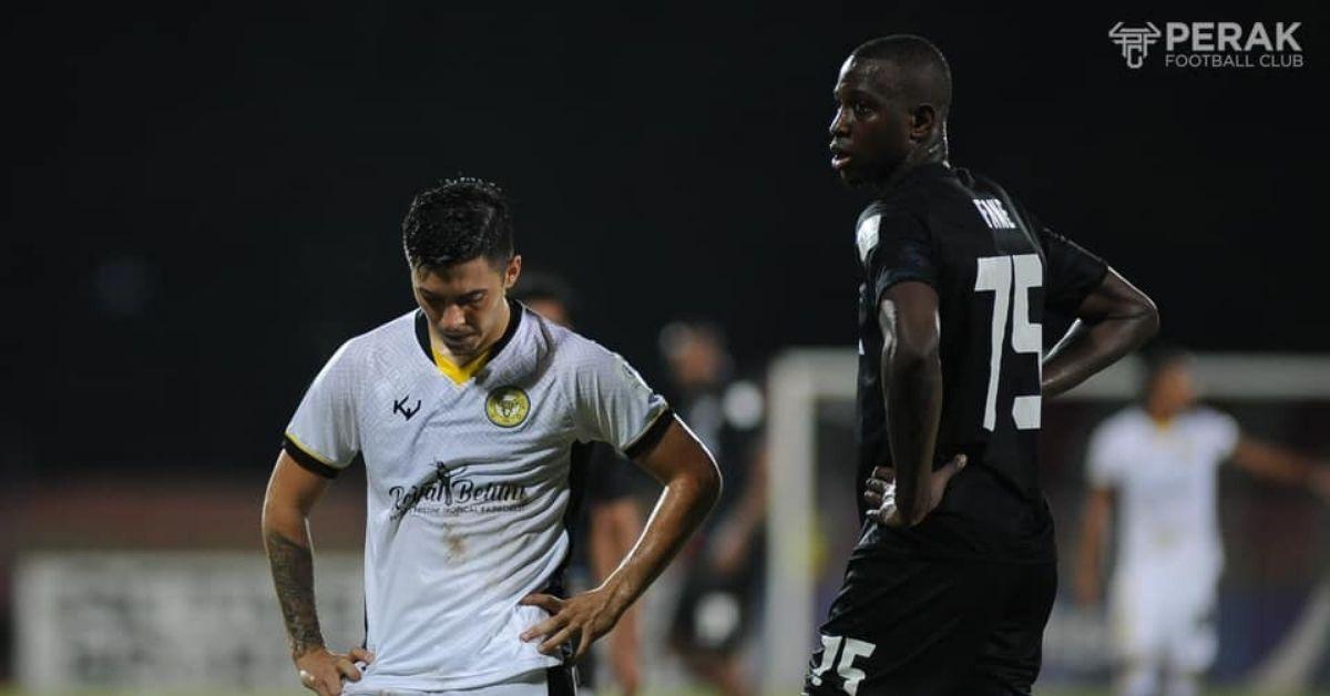 Sergio Aguero Perak FC UiTM FC gaji 2021