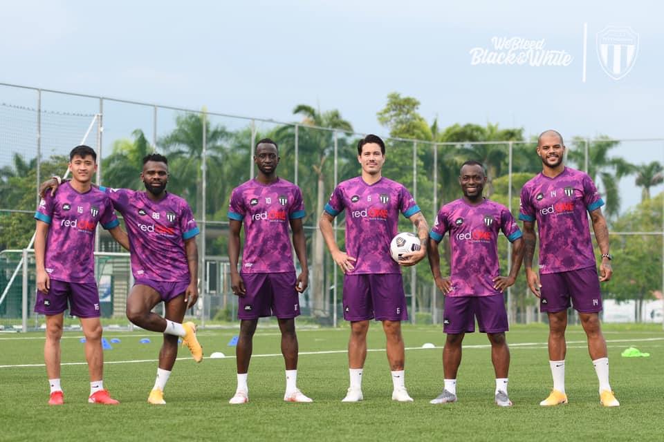 Terengganu FC Habeeb Konate Marcel