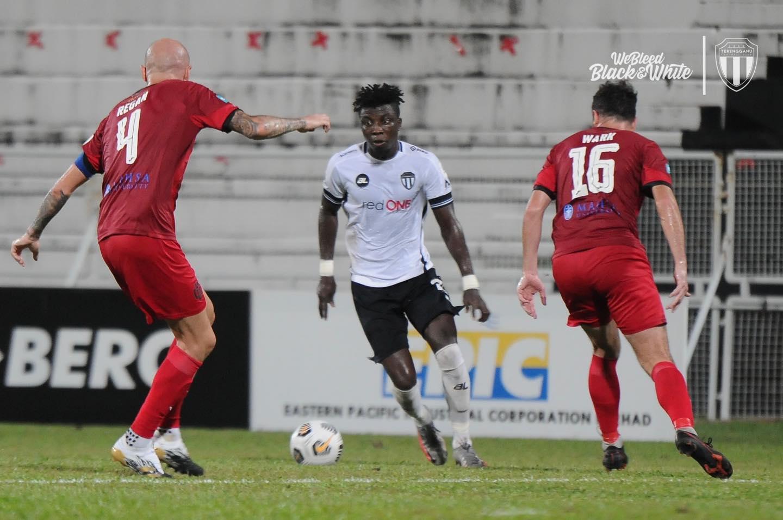 Terengganu Sarawak United Liga Premier