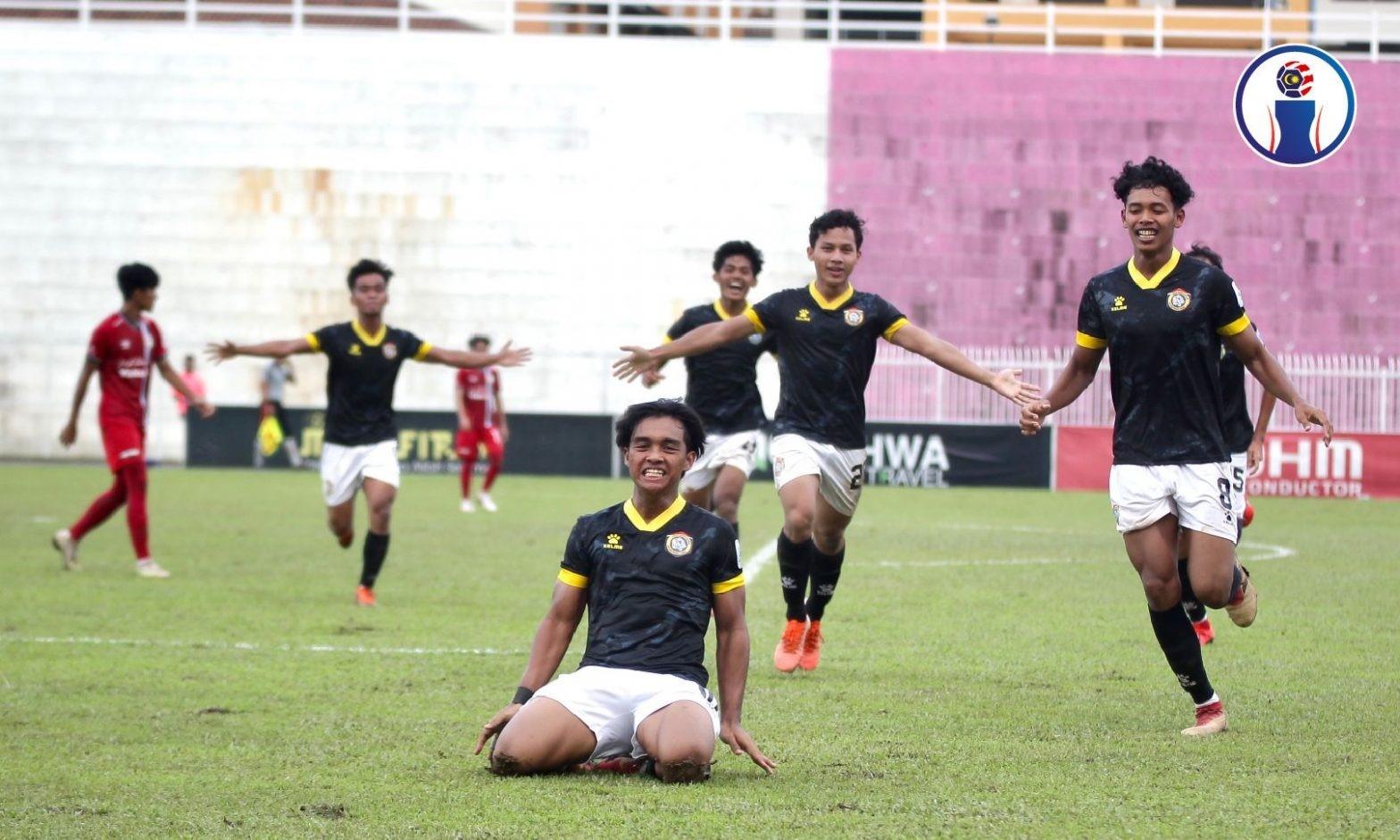 Kelantan United Skuad Projek FAM-MSN