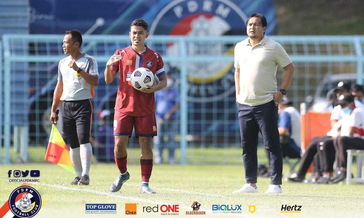 PDRM FC Wan Rohaimi Piala Malaysia