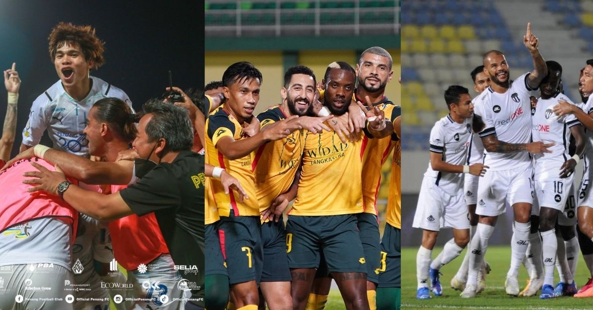 Piala AFC 2022 Kedah Penang Terengganu