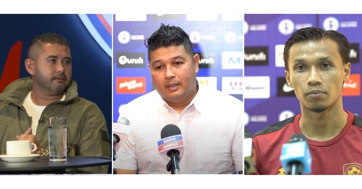 TMJ Aidil Sharin Baddrol Bakhtiar Kedah 2021