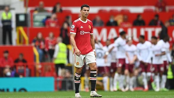 Manchester United Aston Villa EPL