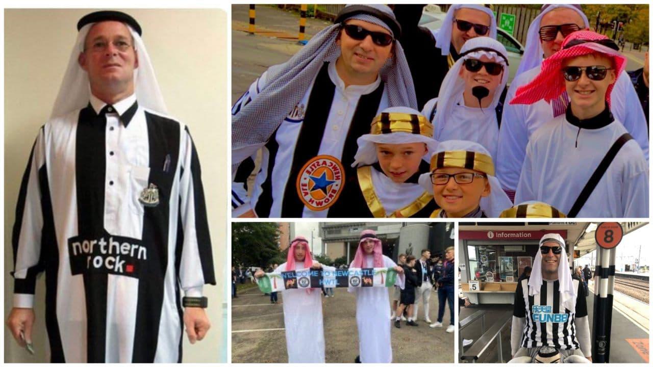 Newcastle Arab