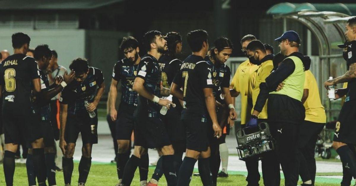 Penang FC Piala Malaysia 2021 KL City