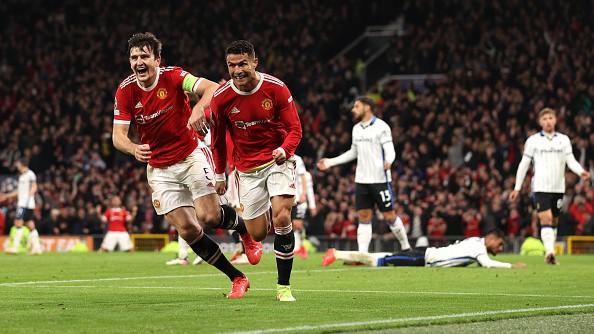 Manchester United Atalanta UCL