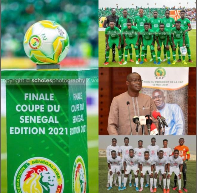 Coupe du Sénégal : Le Casa Sport et Diambars refusent les primes pour dénoncer la «boulimie» de la fédération.