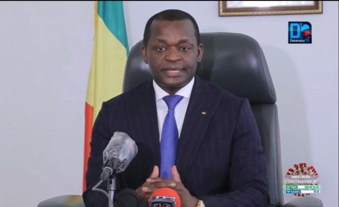 Covid-19 au Sénégal : Le ministère du Tourisme et des Transports Aériens informe de la signature et de l'entrée en vigueur de la circulaire dispensant de test PCR pour les passagers vaccinés.