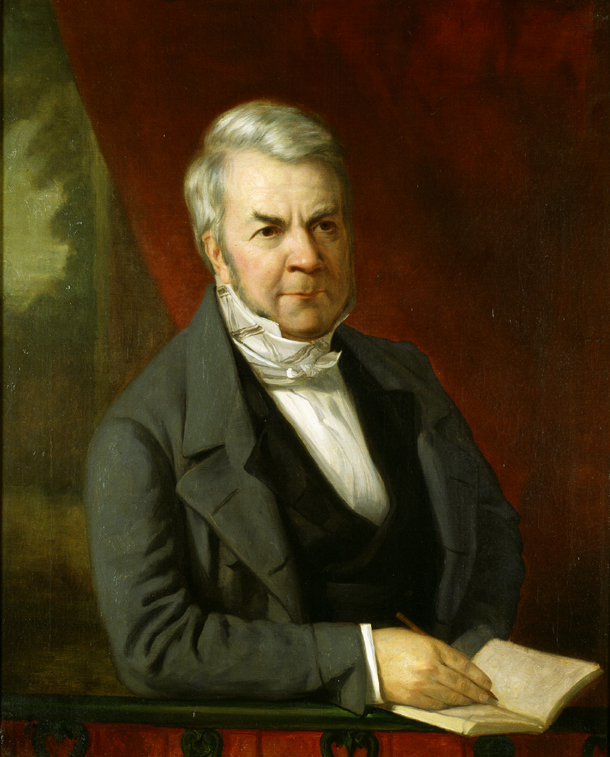 Joseph Gales by George Peter Alexander Healy