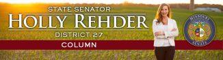 Sen. Holly Rehder's Legislative Column for Feb. 26, 2021 – Missouri Senate