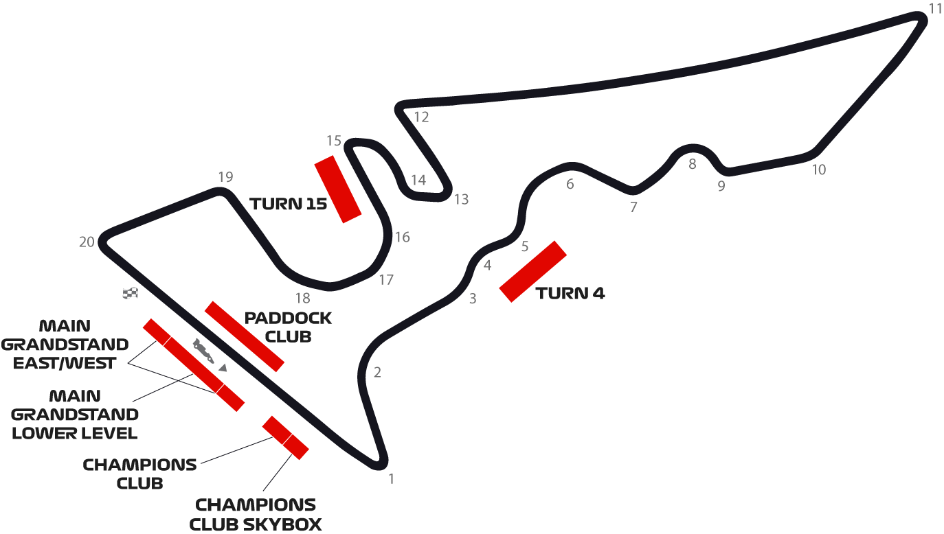 United States Grand Prix Starter Package