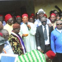 Obudu Monarch, Uti Jedy Agba Rallies support for Ayade
