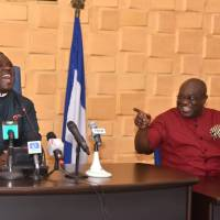 Ikpeazu seeks FG's support for C'River superhighway, deep seaport   °Says Ayade a visioner