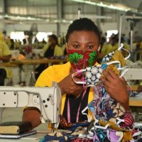 COVID -19: Ayade employs additional 1000 workers as demand for Cross River Garment Factory masks rises