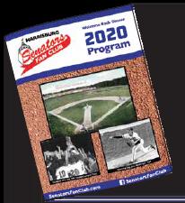 program book ads