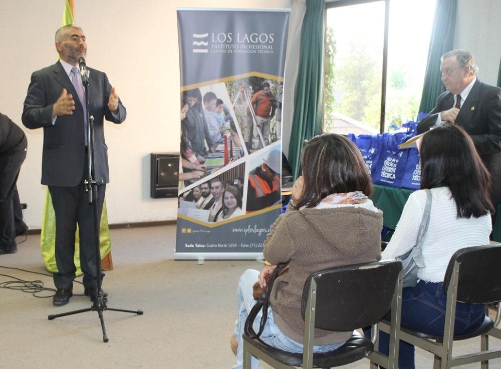 En Talca comenzaron los primeros cursos +Capaz, Continuidad de Estudios del país
