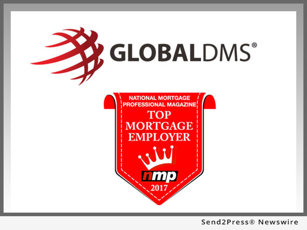 National Mortgage Professional Magazine Lists Global DMS ...