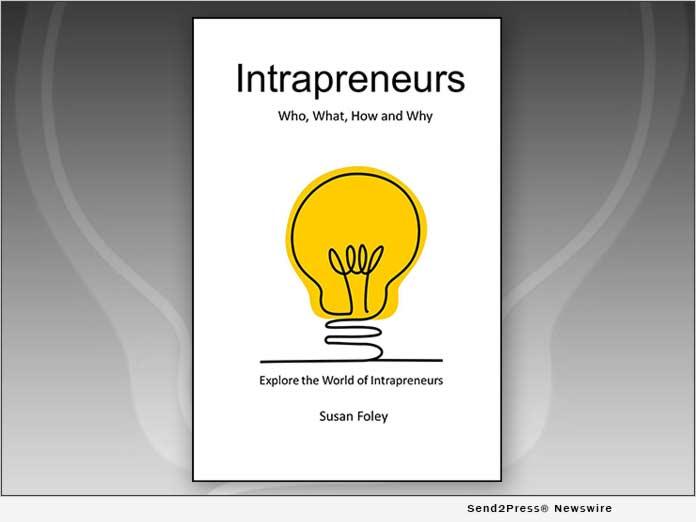 BOOK: Intrapreneurs, by Susan Foley