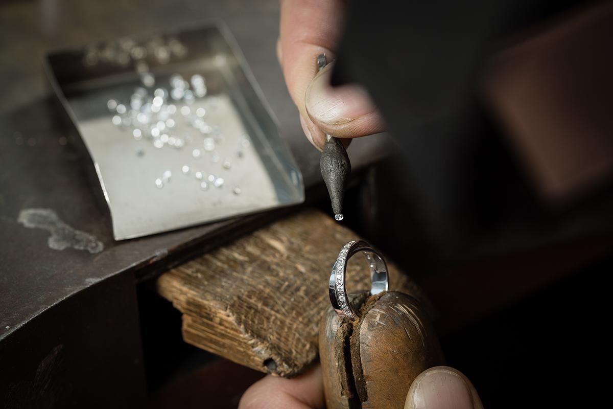 結婚指輪 婚約指輪 仙台 ダイヤモンド修理