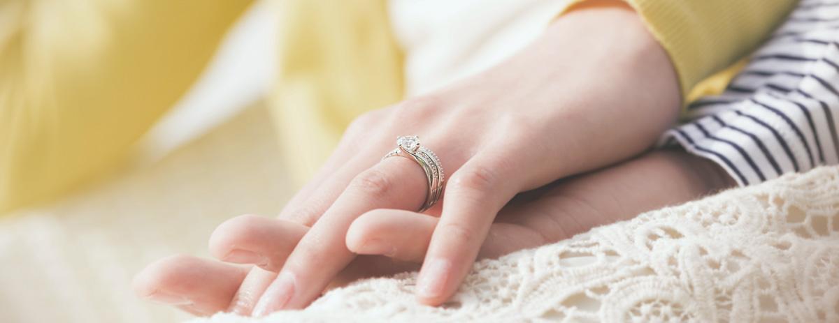 コラニー結婚指輪