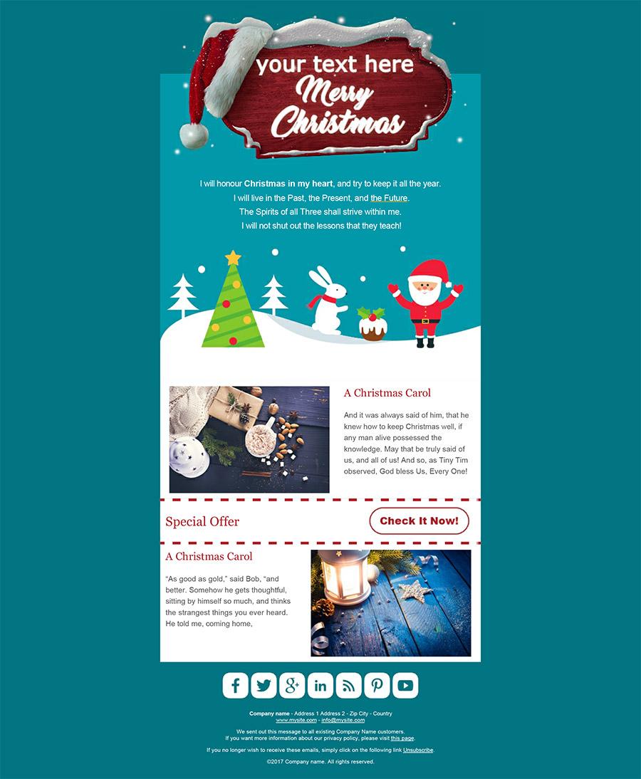 Se ti convince, premi sul pulsante verde via email (gratuito) che trovi. Crea E Invia La Tua Email Di Auguri Di Natale 2020