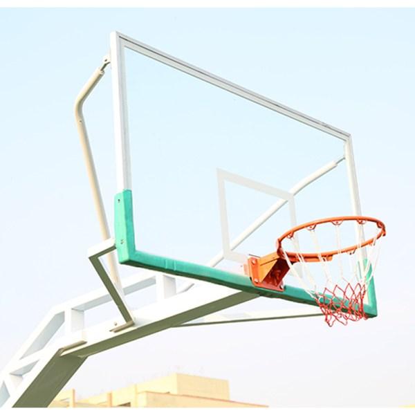 panneau de basketball en plexiglass
