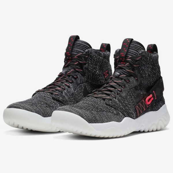 Air Jordan Apex React gray