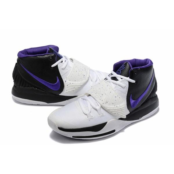 Nike Kyrie 6 White Purple