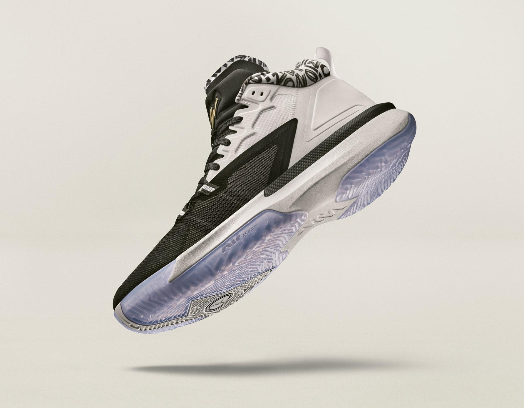 """Jordan brand annonce les """" Zion 1 """" 1er signature de baskets de Zion Williamson"""