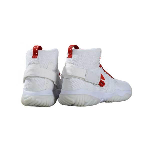 Jordan Apex Ract Blanc