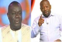 Assane Gueye tacle sévèrement Fabrice Nguéma