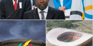 La CIO propose au Sénégal l' organisation des jeux olympiques de la jeunesse