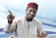 (Video) Les révélations de Cheikh Oumar Diagne sur Ousmane Sonko