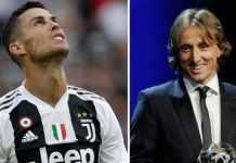 The Best Fifa – Cristiano Ronaldo zappe encore Luka Modric !