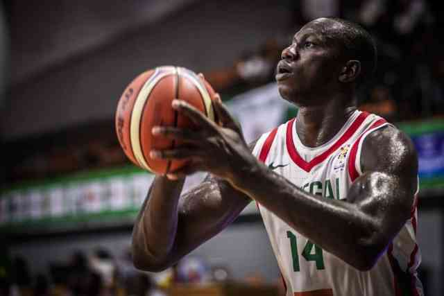 Sénégal-Rwanda (94-89) : Gorgui Sy Dieng sort un gros match avec 28 points.