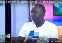 Equipe nationale : Moussa Ndiaye s'en prend à Aliou Cissé (VIDEO)