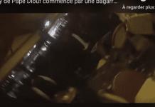 Bercy de Pape Diouf commence par une bagarre