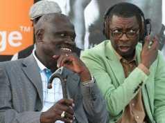 Gaston Mbengue à Dj koloss